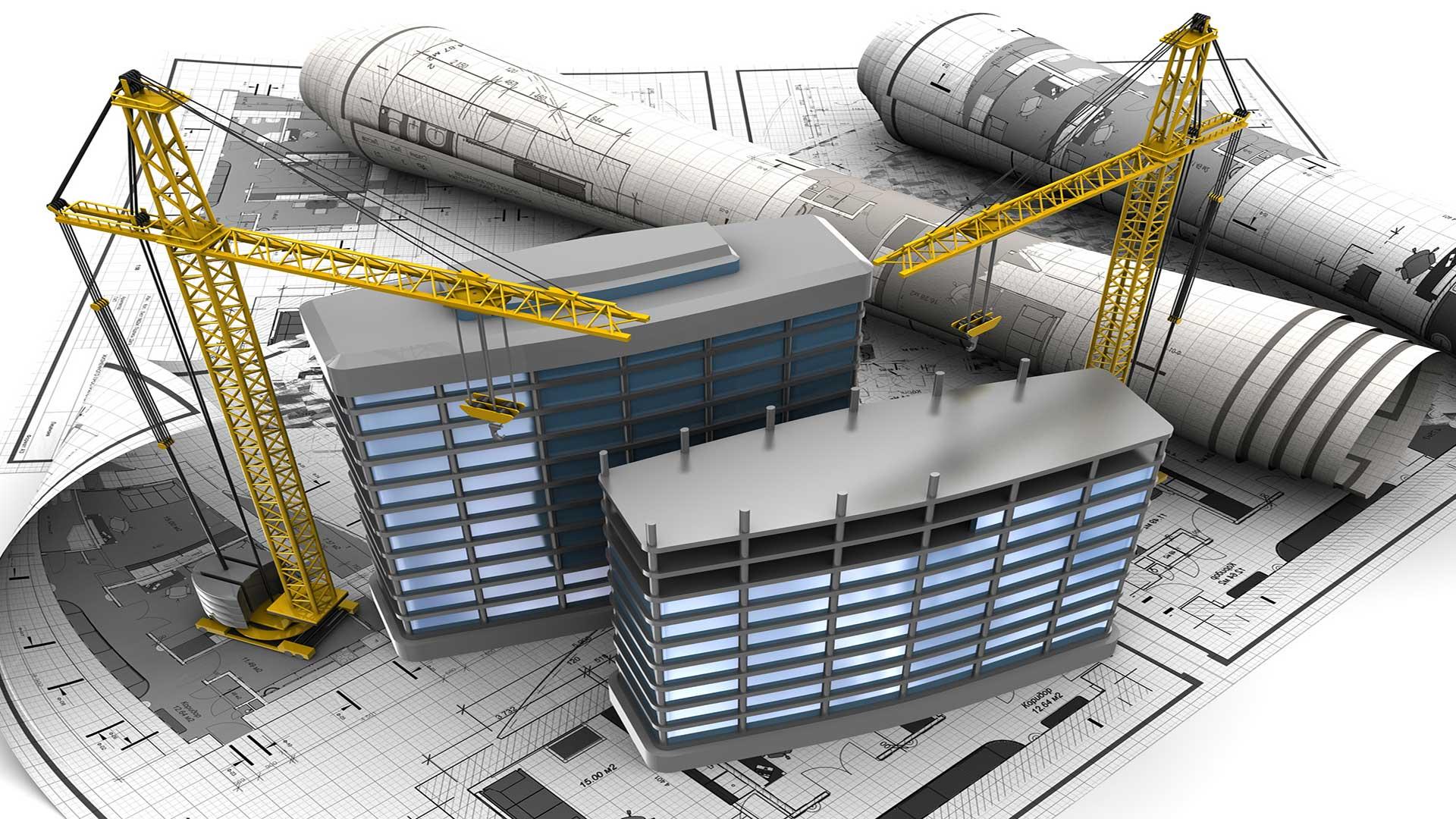 Строительство от проекта до сдачи в эксплуатацию