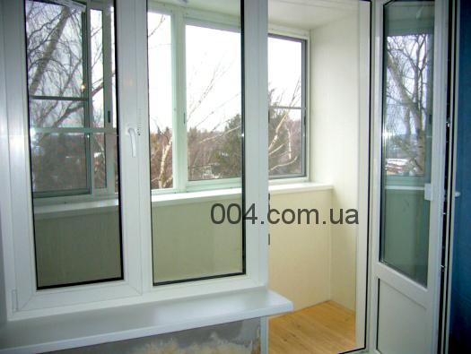 Производство и установка металлопластикового окна из профиля Rehau Кривой Рог