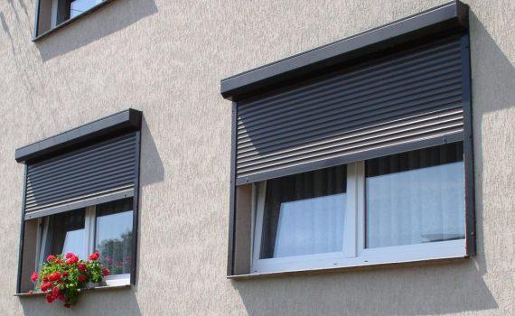 Защитные ролеты на окна Кривой Рог